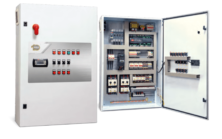 Special electric panels - Dieci Electric